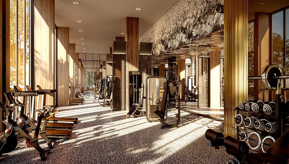 Modern Luxury Amenities