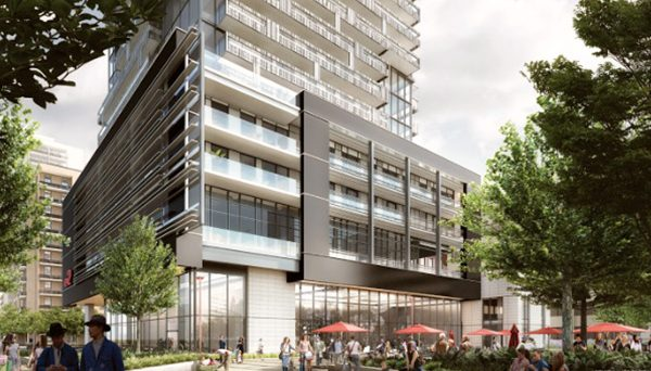 New Condo project at 25 Roehampton Ave, Toronto, ON M4P 1P9