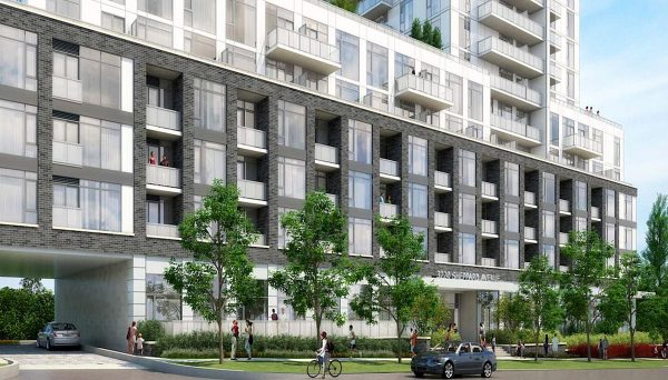 New Condo development at 3220 Sheppard Avenue East, Scarborough, ON M1T