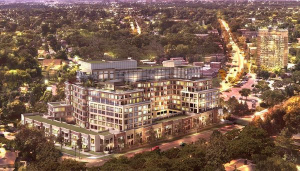 New Condo Project at 255 The Kingsway, Etobicoke, ON