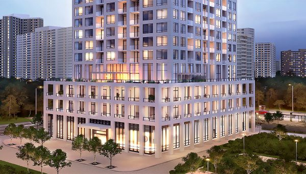 New Condo Project at 24 Elm Dr, Mississauga, ON L5B 1L9