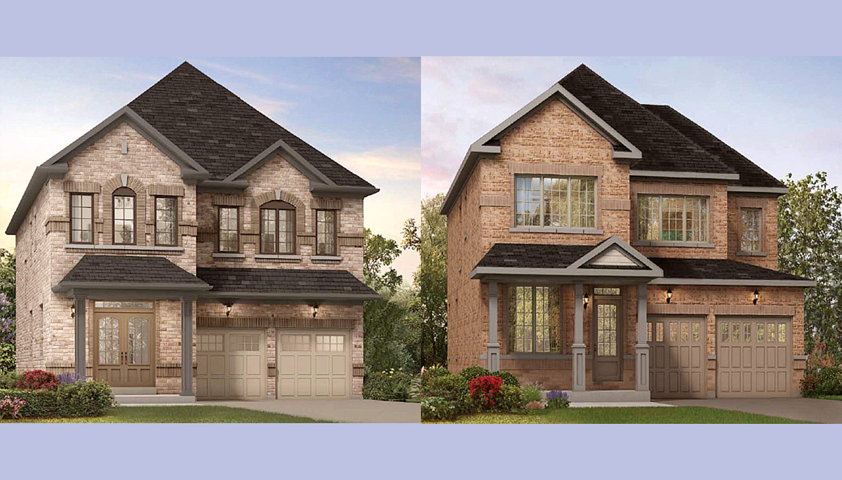 New Towbhome and Single Home development at ON-89 & Dufferin County Rd 124, Shelburne, ON L0N 1S4