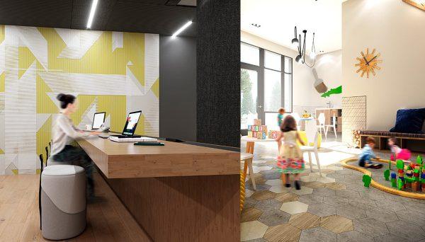 New modern, energy-efficient Condo Development at 10 Eva Rd, Etobicoke, ON