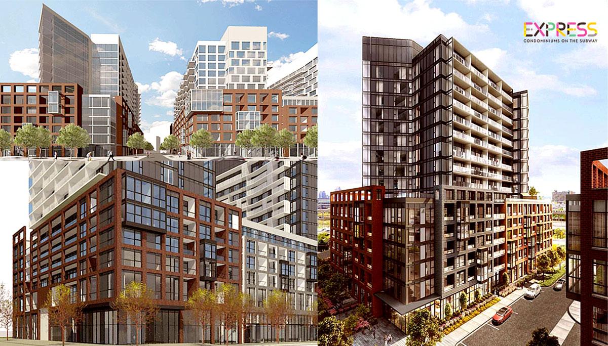 New Pre-construction Condos in Wilson Heights neighbourhood