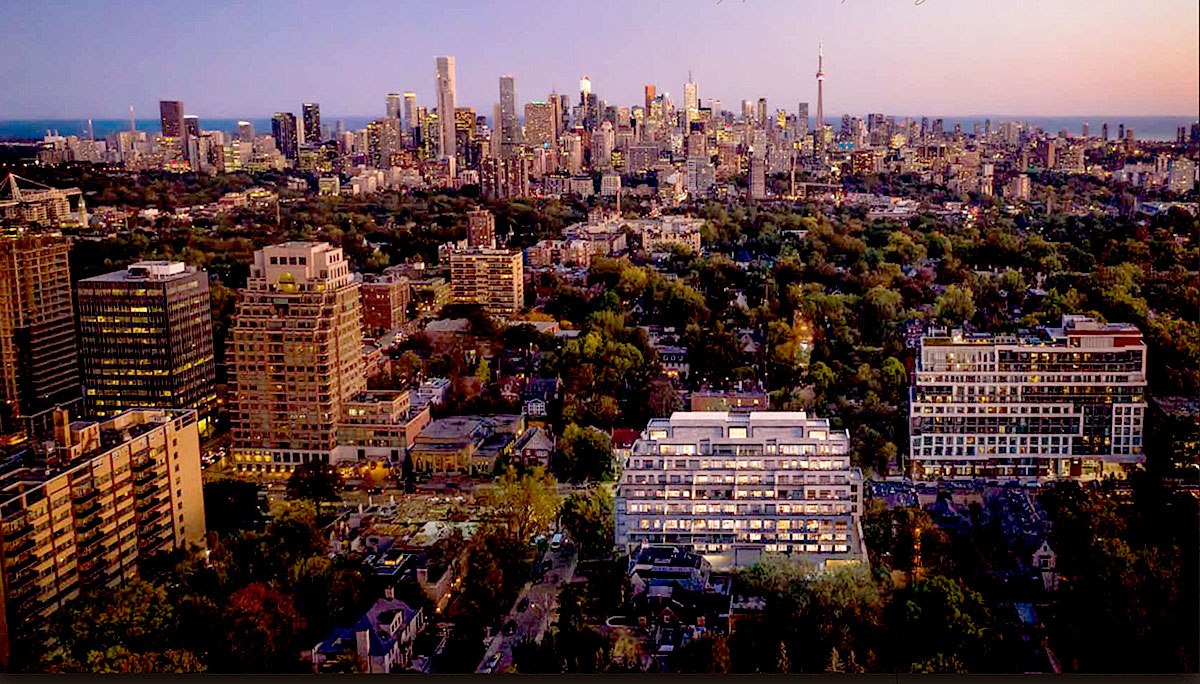 New Condo project at 2 Forest Hill Rd, Toronto, ON M4V 2L3