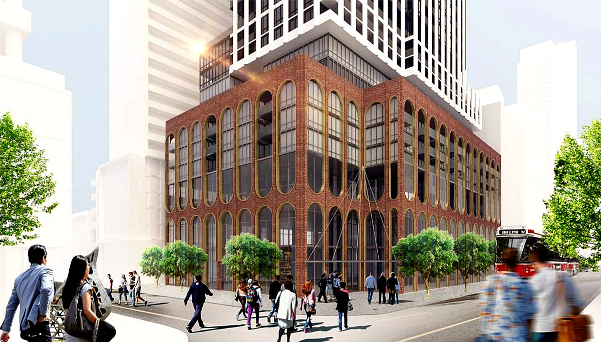 New Condo Project at 400 King St W, Toronto, ON M5V 1K2