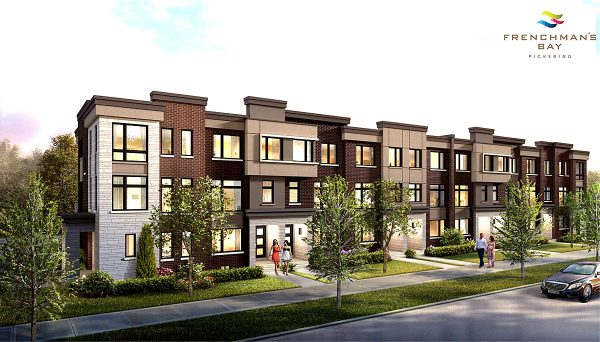 Frenchman's Bay Townhomes