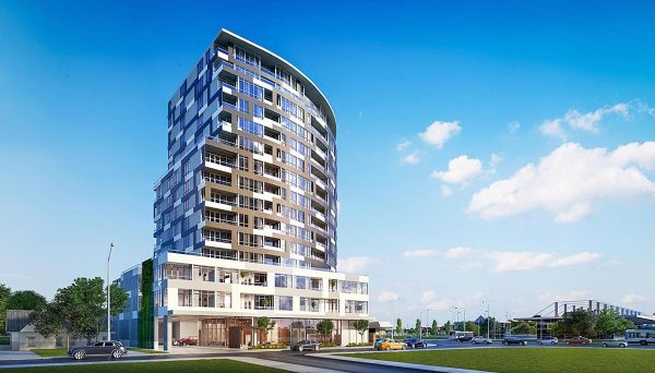 14 storeys New Condo at 1050 Sheppard Ave W, Toronto, ON M3H 2T6