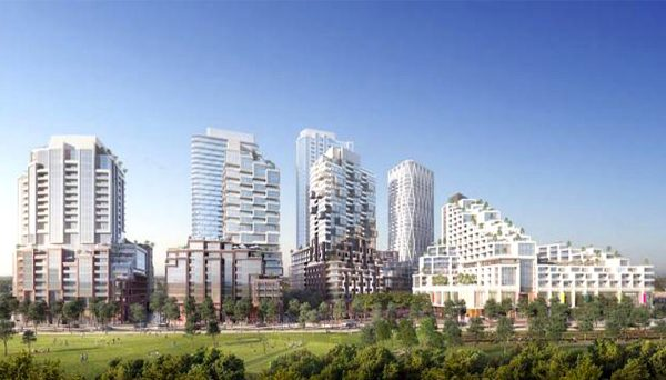 New Condo Project at 1245 Dupont St, Toronto, ON M6H 2A6