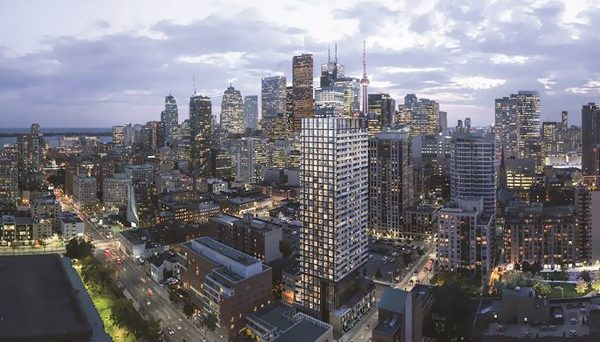 New Condo Project at 81 Shuter St, Toronto, ON M5B 1B3