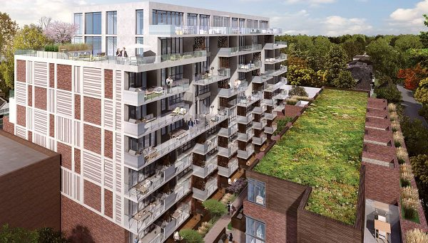 New Condo Project at 1331 Queen Street East, Toronto, ON M4L 1C6