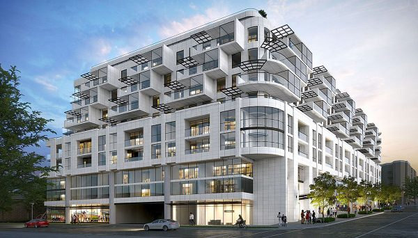 New Condo Project at 2788 Bathurst St, North York, ON M6B 3A3