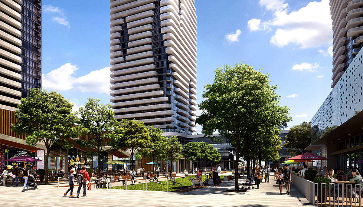 New Condo Project at 1 Commerce St, Concord, ON L4K 5C3