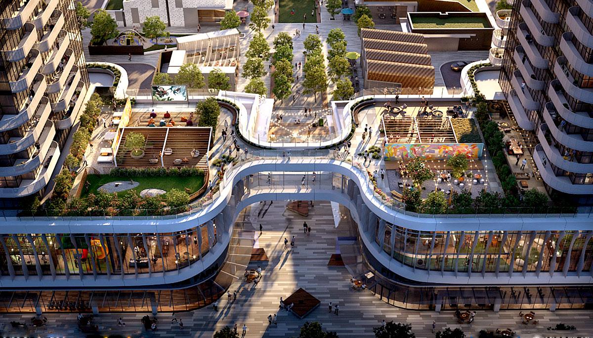 New Mixed-use Condominium Developmen in Concord