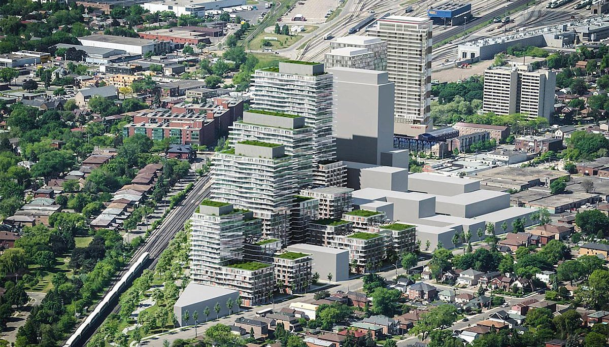 New Mixed-use Project at 10 Audley St, Etobicoke, ON M8Y 2X2