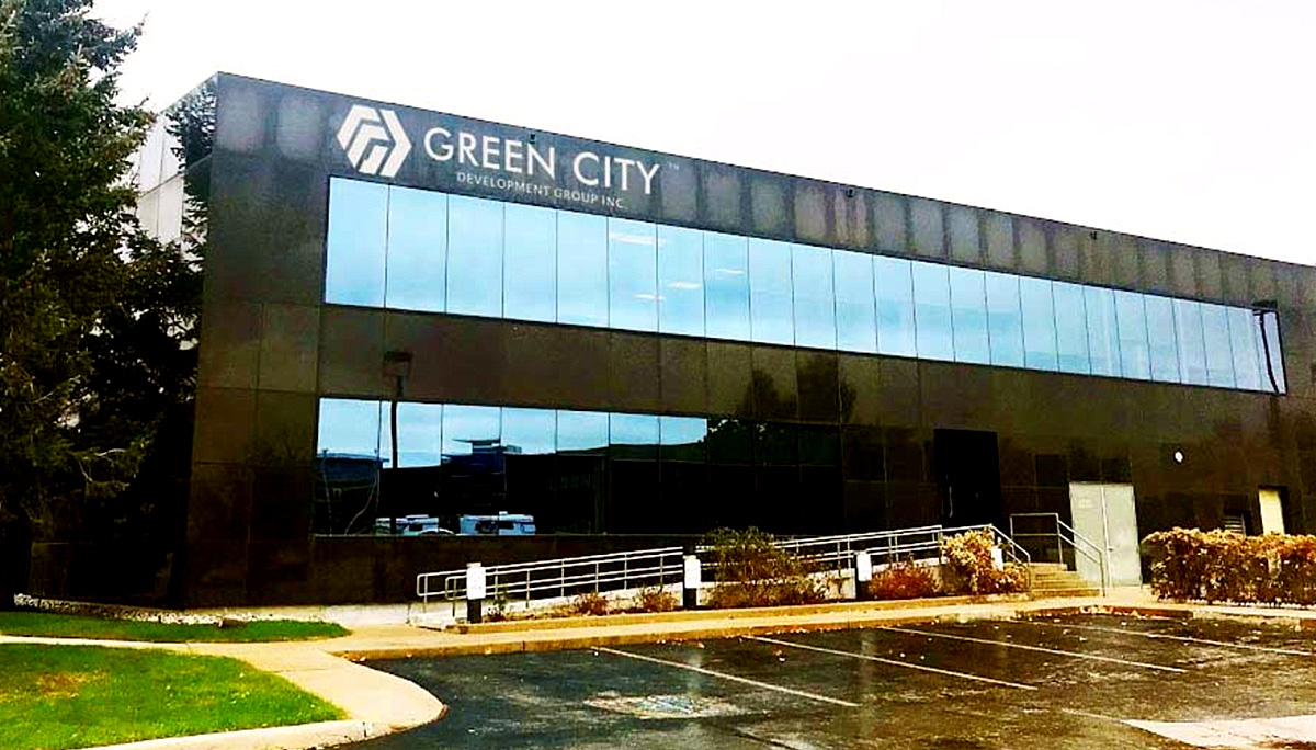 Green City Development Group Company