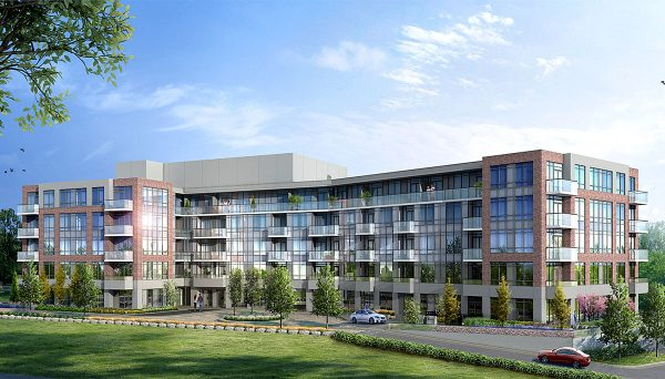 New Condo project at 1010 Dundas St E, Whitby, ON M4M 1R8