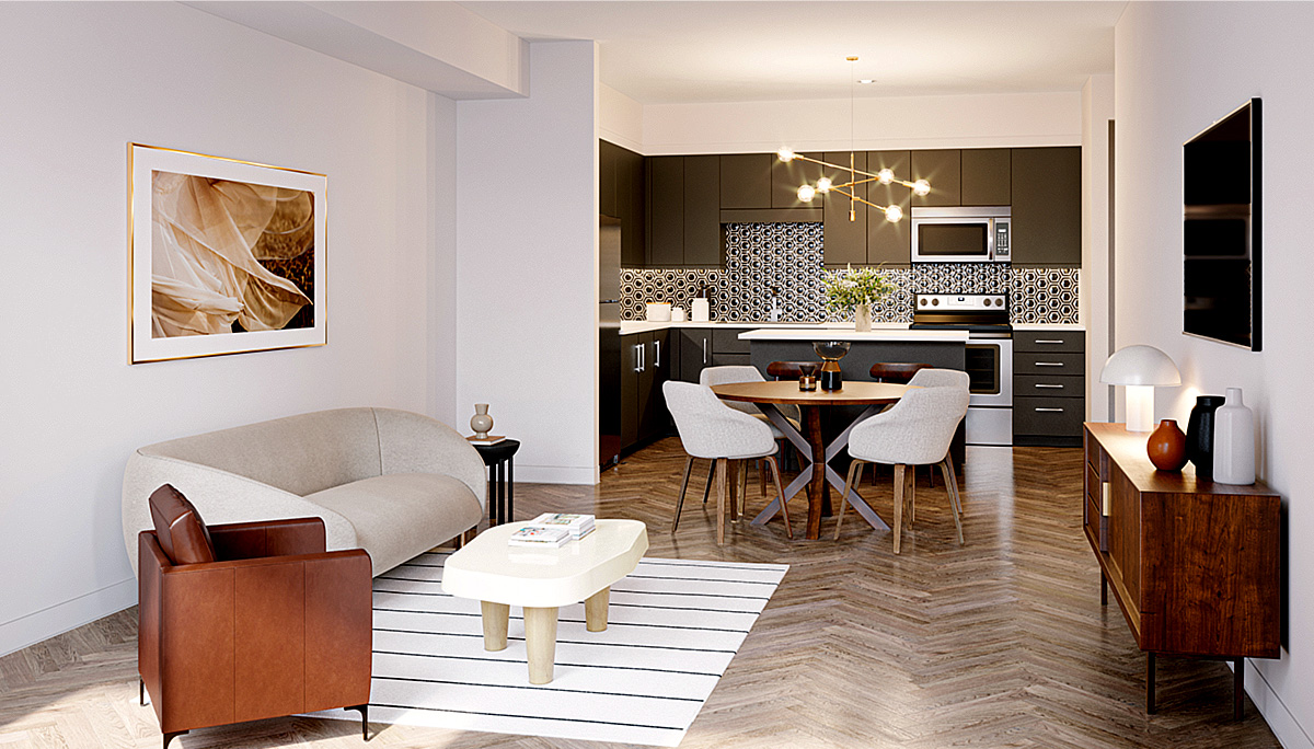 New Luxurious Residential Townhome Development by ACTIVA