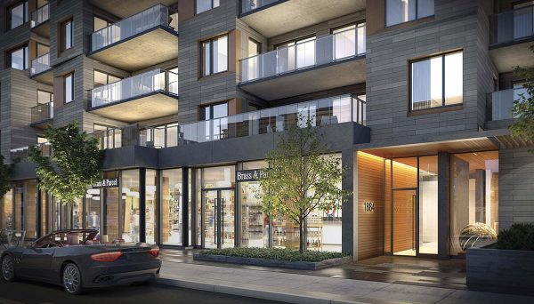 Condo Project at 1884 Queen Street East, Toronto, ON