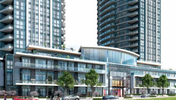 New Condos Near Hurontario and Eglinton Intersection