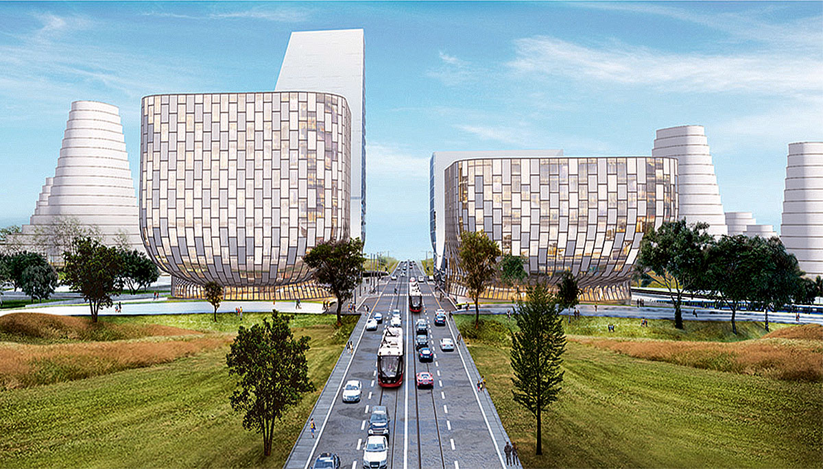 Town of Innisfil New Condo Development