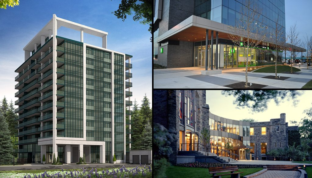 Brampton Urban Design Award for Multi-Unit Residential Projects for Park Place Condominiums