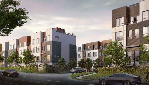 New Townhome Development at 1569 Simcoe St N, Oshawa, ON L1G 4X8