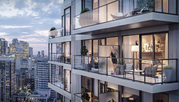 New Condo Project at 69 Mutual St, Toronto, ON M5B 2A9