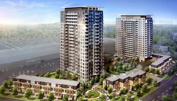 New Condo Project at 195 Bonis Ave, Scarborough, ON M1T 3W6