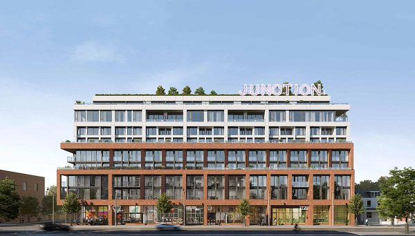 New Condo Project at 2720 Dundas St W, Toronto, ON M6P 1Y2