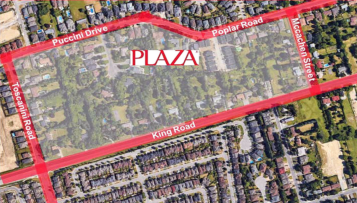 New Pre-Construction Development at King Rd & Toscanini Rd, Richmond Hill, ON L4E 2Y7