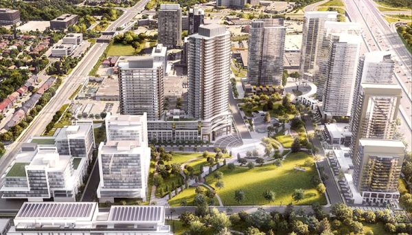 New Condo Project at Leslie St & Sheppard Ave E, North York, ON