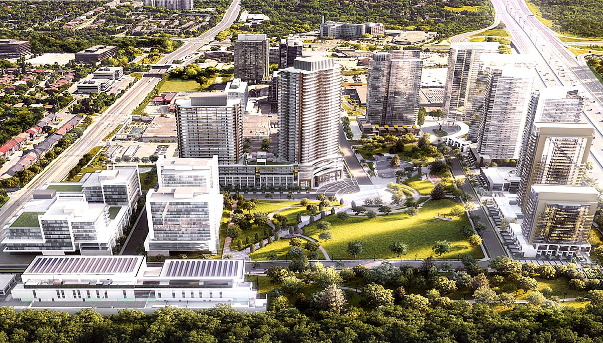 New Condo Project at 1001 Sheppard Ave E, North York, ON M2K 1C2
