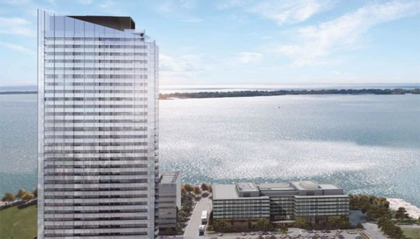 New Condo Project at 215 Lake Shore Blvd East, Toronto, ON M5A 3W9