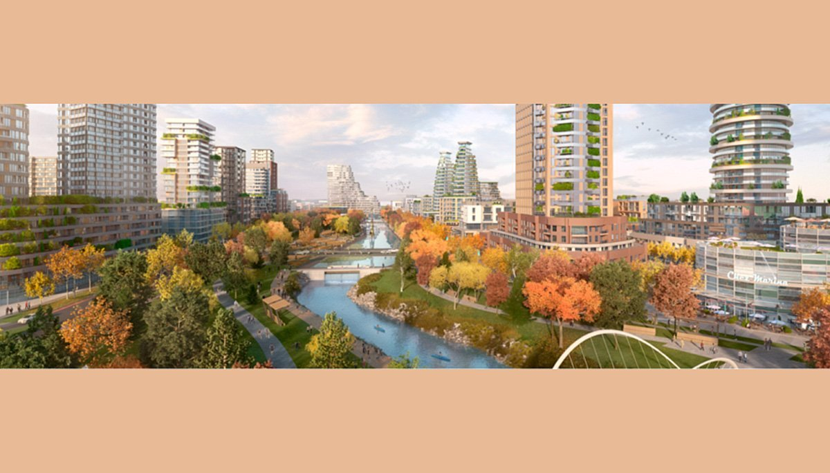 Lakeview Village Master-Planned Community