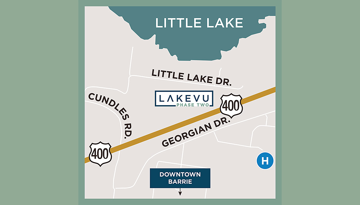 New Condo Project at 11 Lakeside Terrace, Barrie, ON L4M 0H9