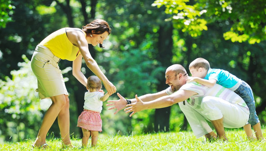 Perfect destination for young families and families