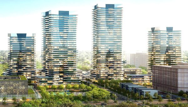New Condo project at 2550 Victoria Park Ave, North York, ON M2J 5A9