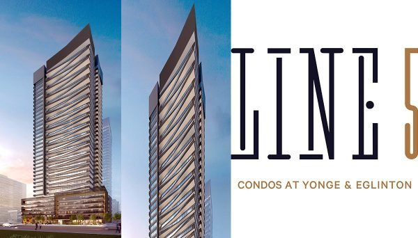 New Condo Development at 117 Broadway Ave, Toronto, ON M4P 1V3