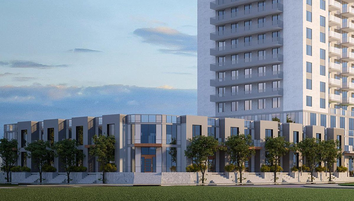 Condo Project at 8 Nahani Way, Mississauga, ON L4Z 4J8