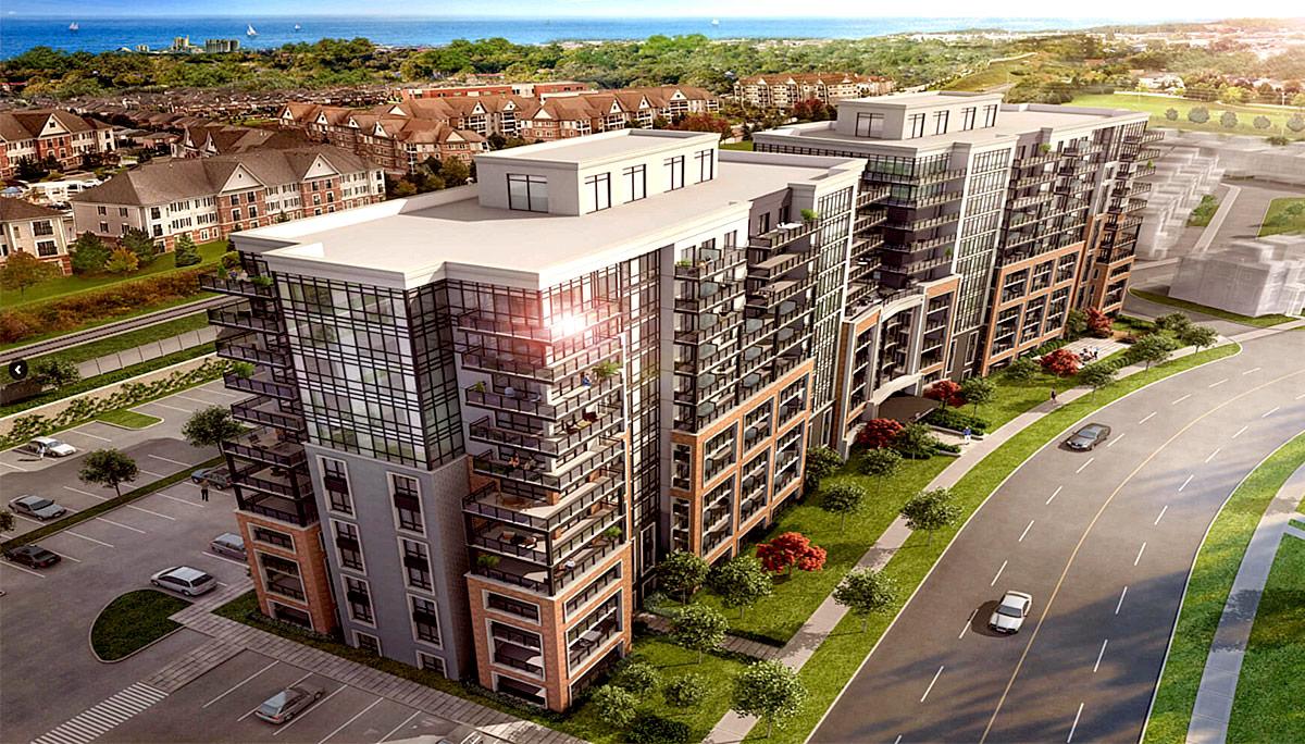 New Condo Project at 55 Clarington Blvd, Bowmanville, ON L1C 0A1