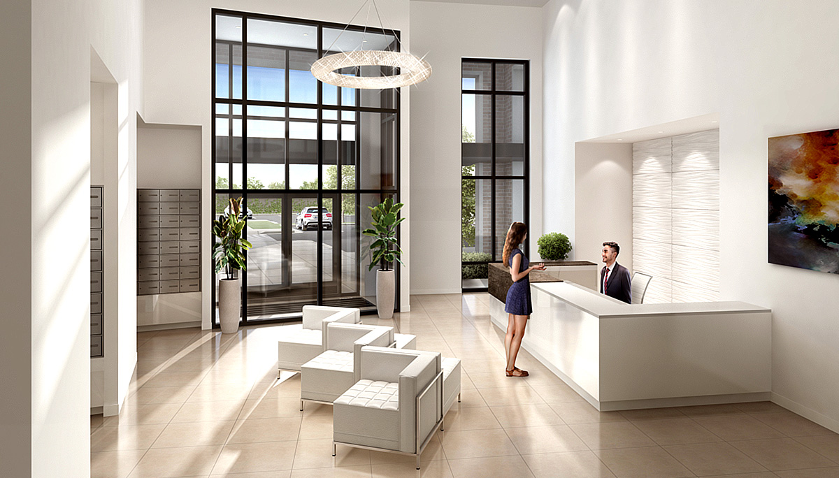 MODO Condos is located in the small, family-oriented town of Bowmanville.