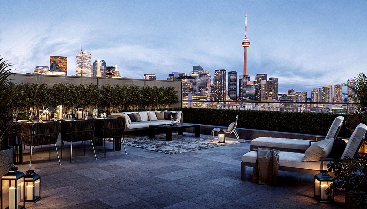 New Condo Project at 119 Denison Ave, Toronto, ON M5T 2N1