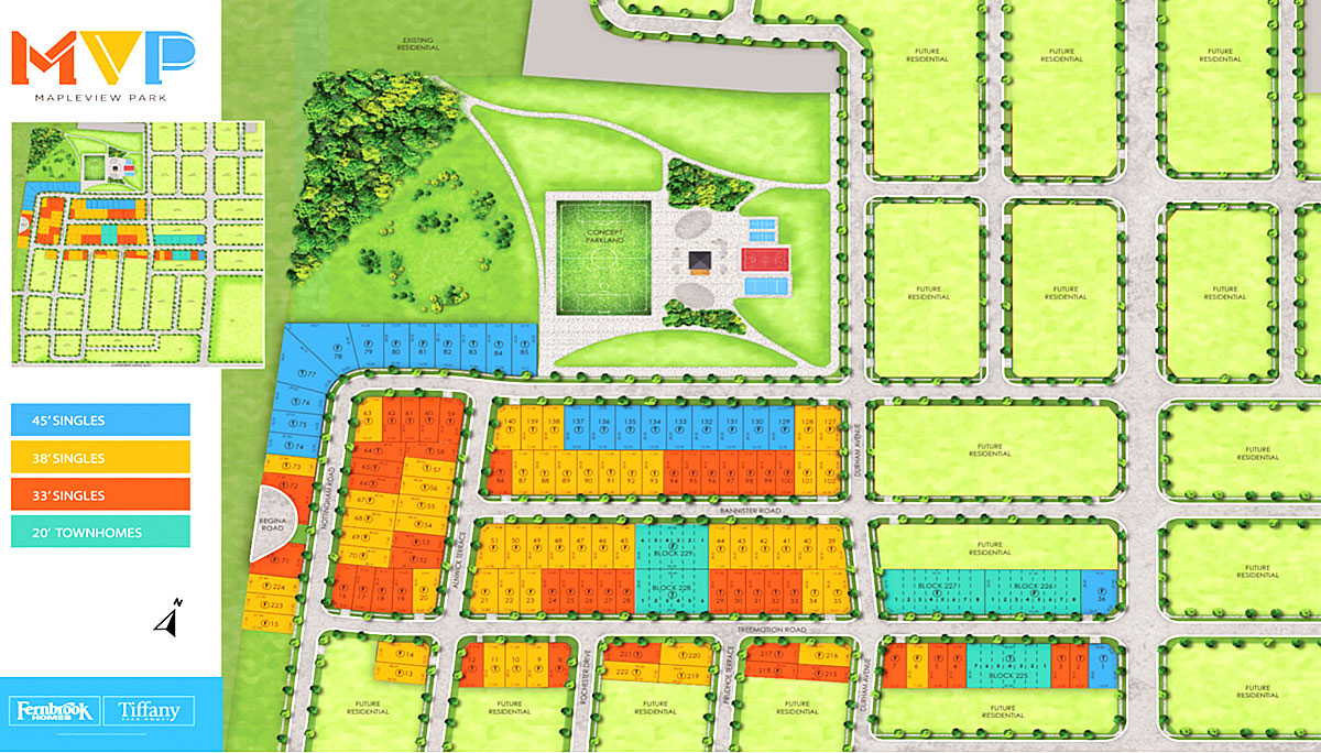New development Project at Mapleview Drive East & 20th Sideroad, Barrie, ON L9S 4J5