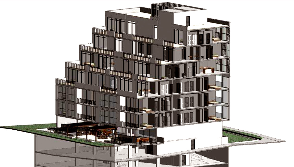 New Condominium in the North York neighbourhood of Lansing
