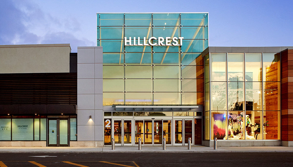 New Mixed-use Retail and Residentia Close to Hillcrest Mall