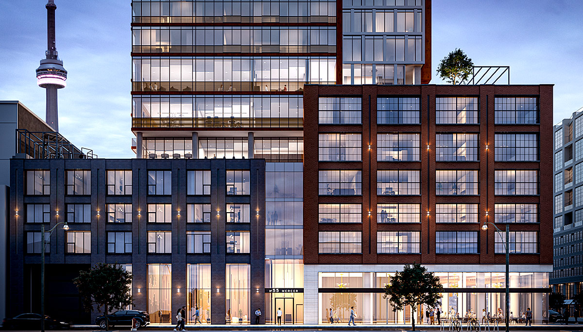 New Condo Project at 99 Blue Jays Way, Toronto, ON M5V 9G9