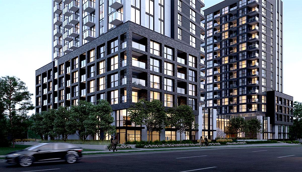 New Condo Development at Trafalgar Rd & Dundas St E Oakville, ON , Oakville, ON