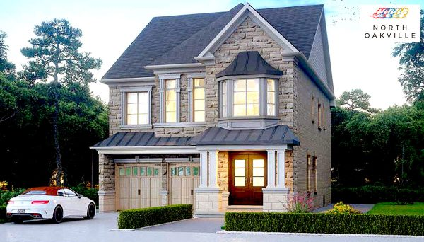 North Oakville Homes