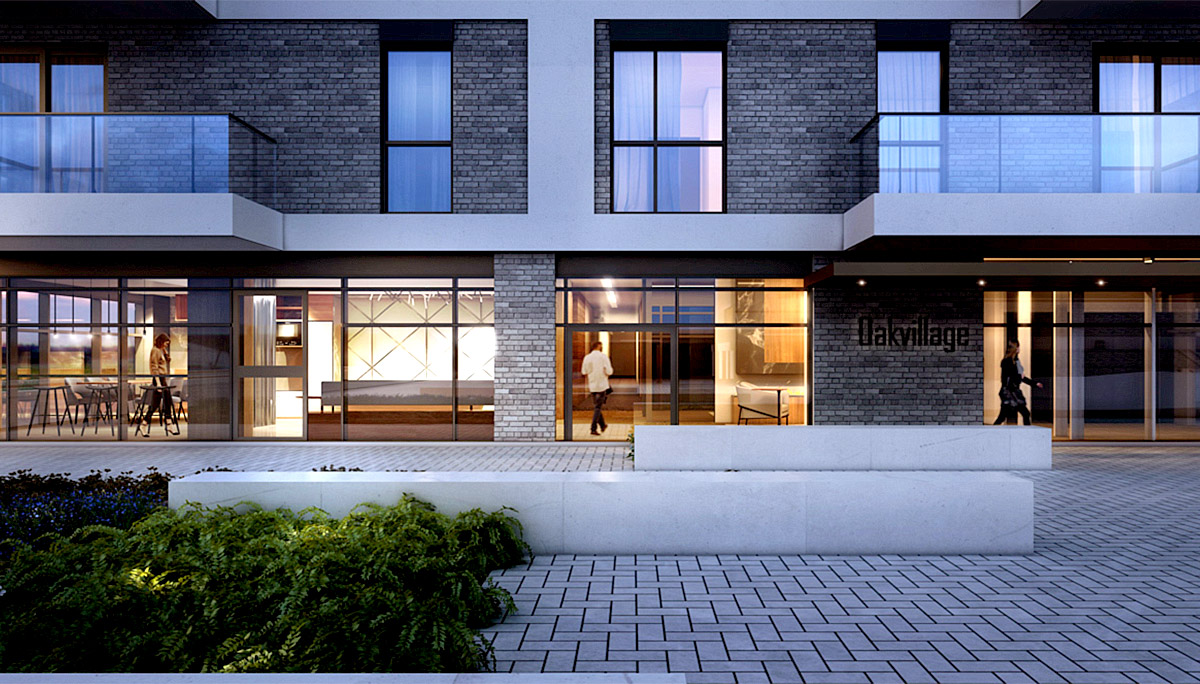New Condo Project at Trafalgar Rd & Dundas St E, Oakville, ON